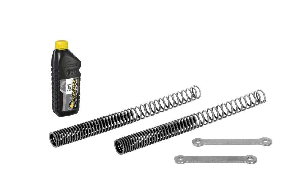 Touratech 35mm Lowering Fork Springs & Linkage Kit, Yamaha