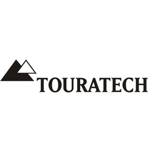 Touratech Logo Sticker 15 inches (38cm) BLACK (each)