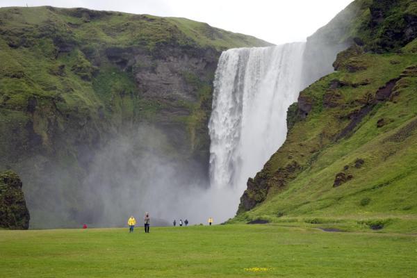 iceland south coast & waterfalls