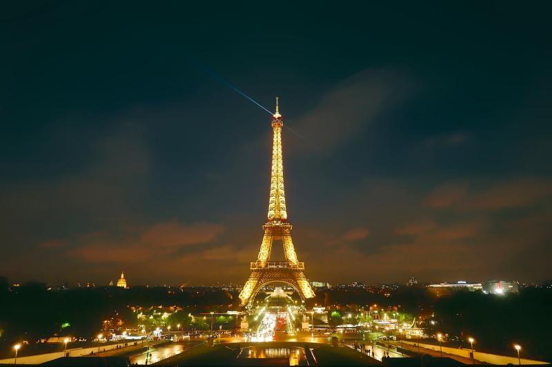 Paris By Night Illuminations Tour Eiffel Tower Seine River Cruise Paris France Gray Line