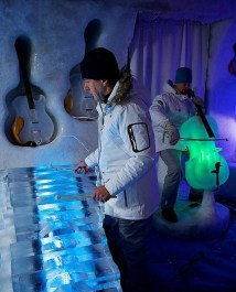 Ice Music Instruments