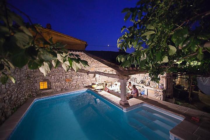 Romantisches Ferienhaus mit Pool in der Nhe von Adria in