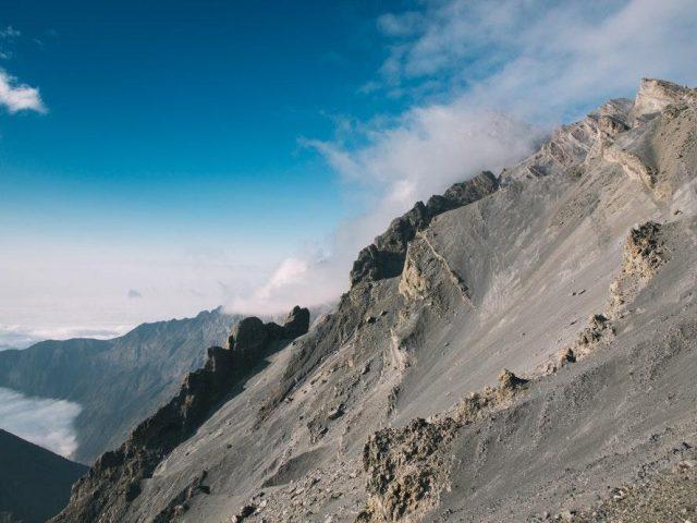 mount meru 640x480 Volcanoes to Climb in East Africa