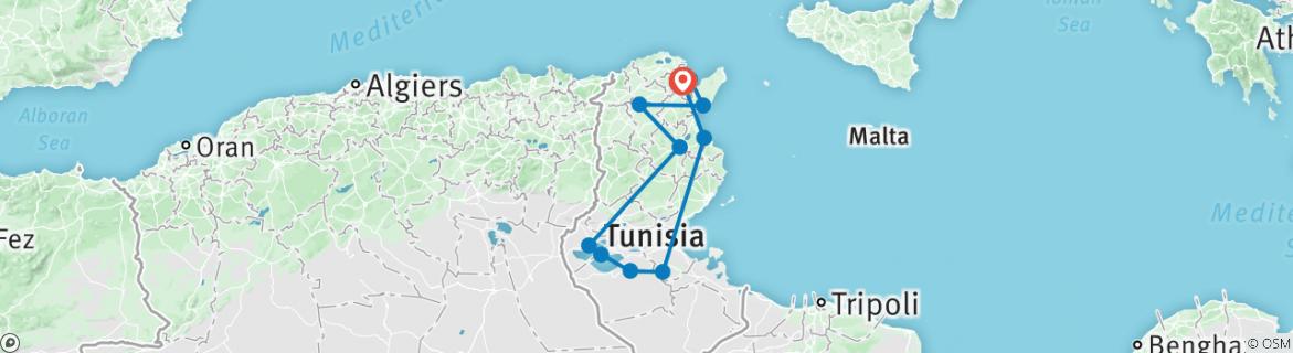 Tunisia Tour by Tunisie Voyages with 5 Tour Reviews (Code: 48405) - TourRadar