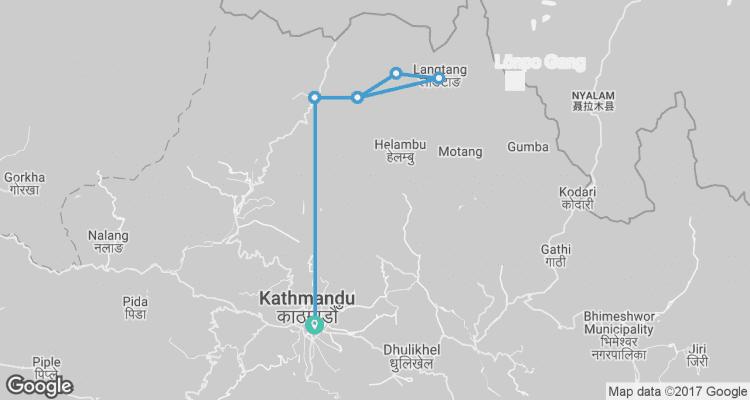 Langtang Valley Trek by Nepal Hiking Team (Code: NHT 29