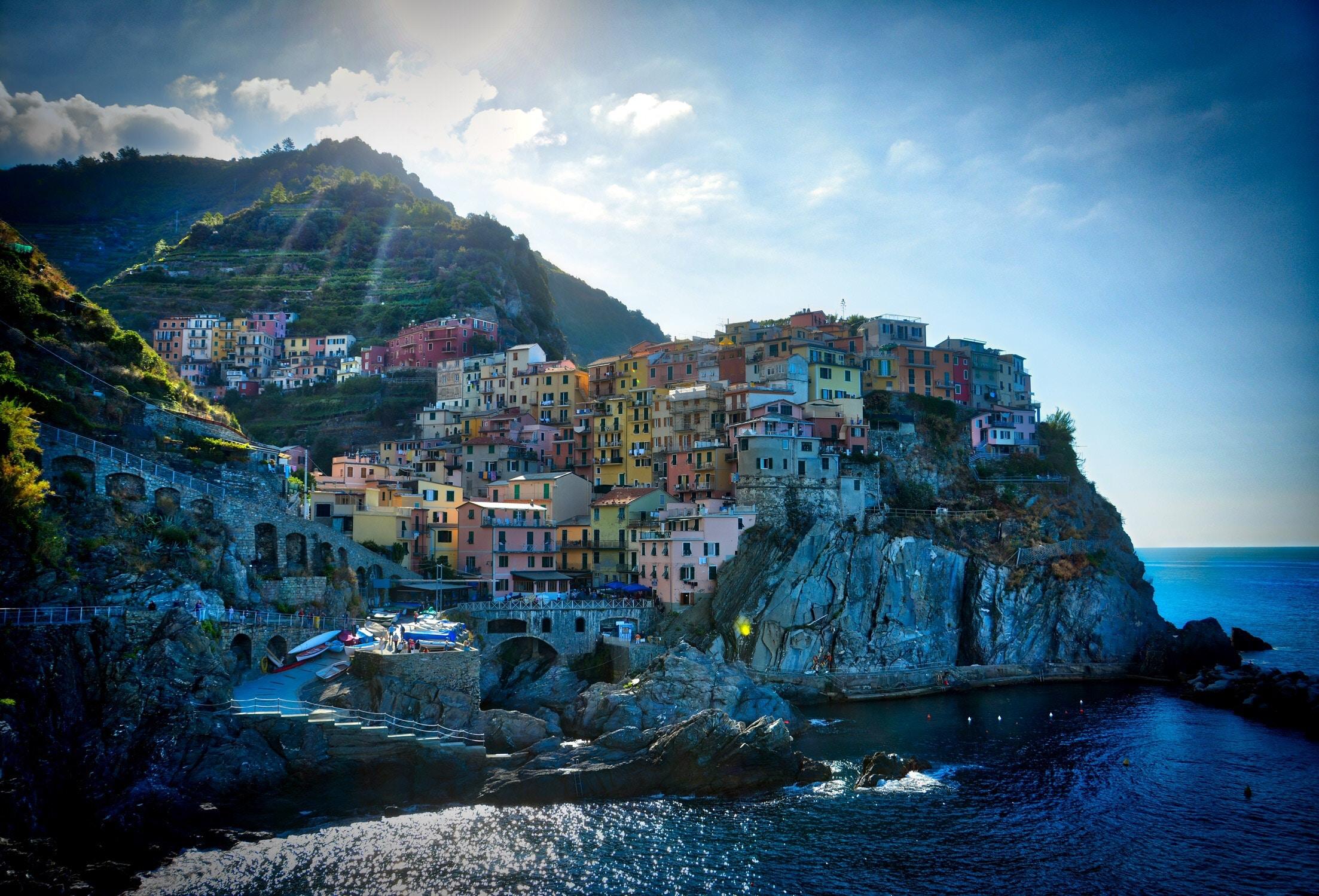 Cinque Terre from La Spezia by Omega Tours Code 300  TourRadar