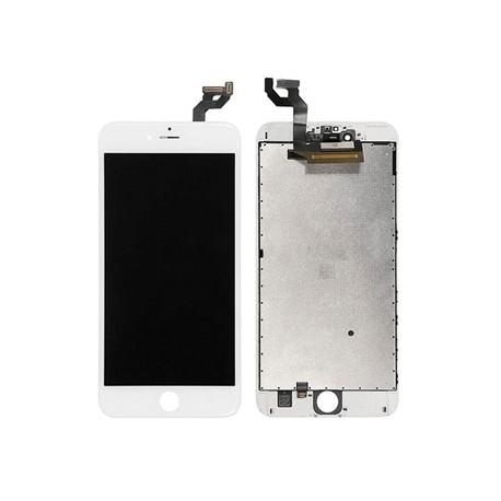 vitre tactile ecran lcd blanc iphone 6s plus