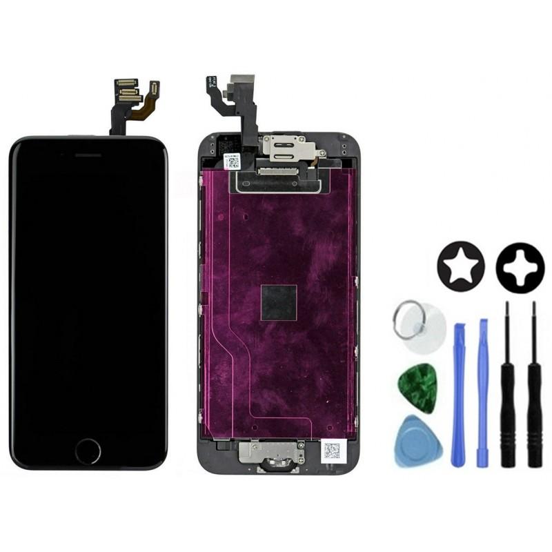 ecran complet noir iphone 6 outils