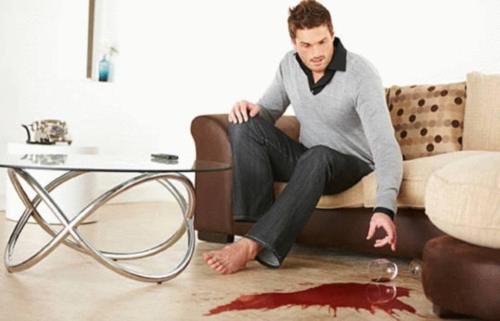 comment enlever une tache de vin sur