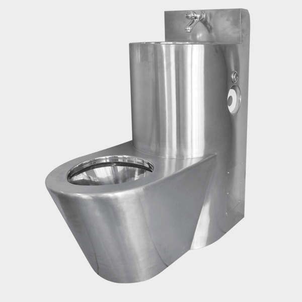 normo group stainless steel toilet