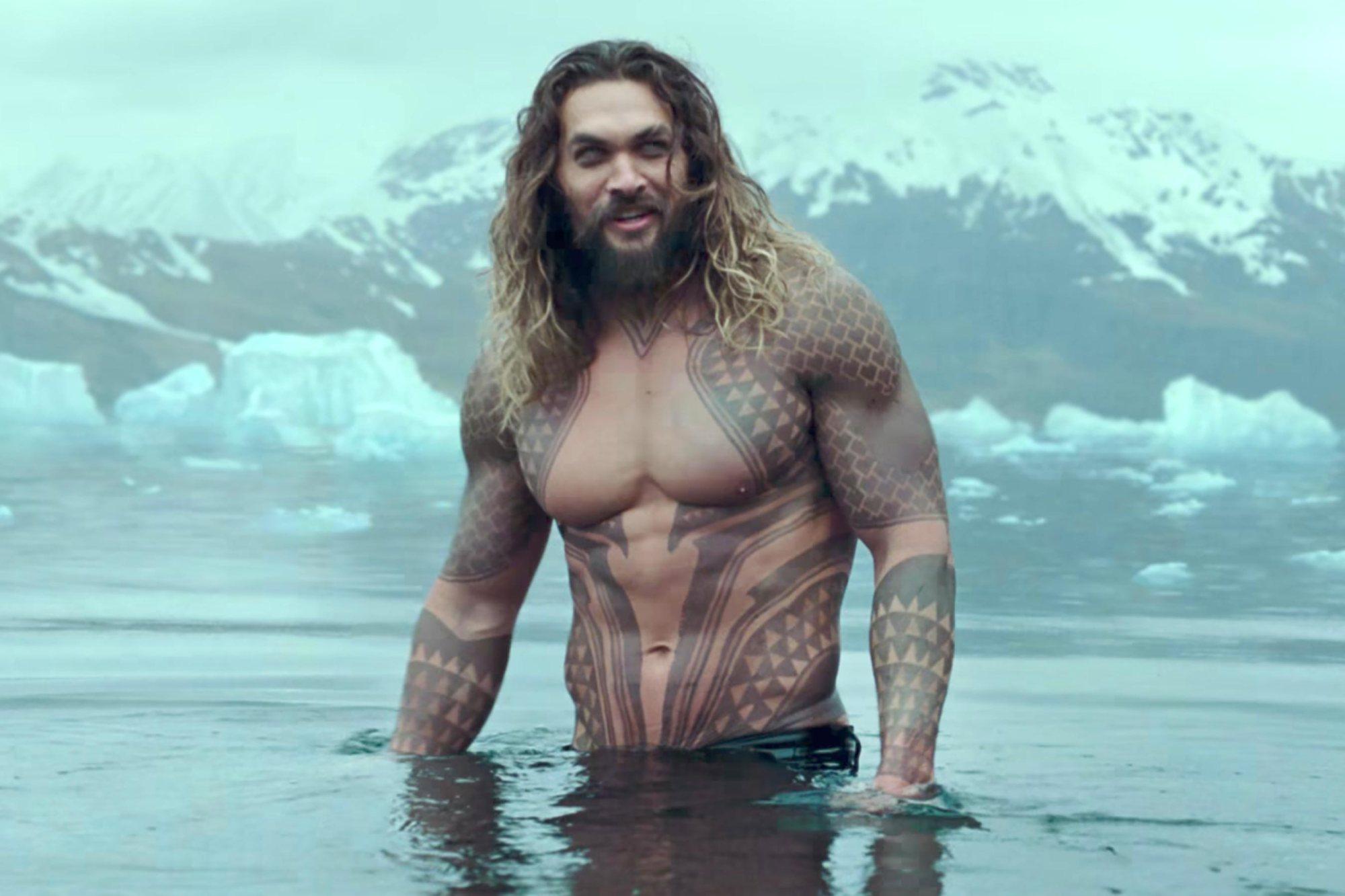 Aquaman Cast Party as DCEU Blockbuster Wraps Production