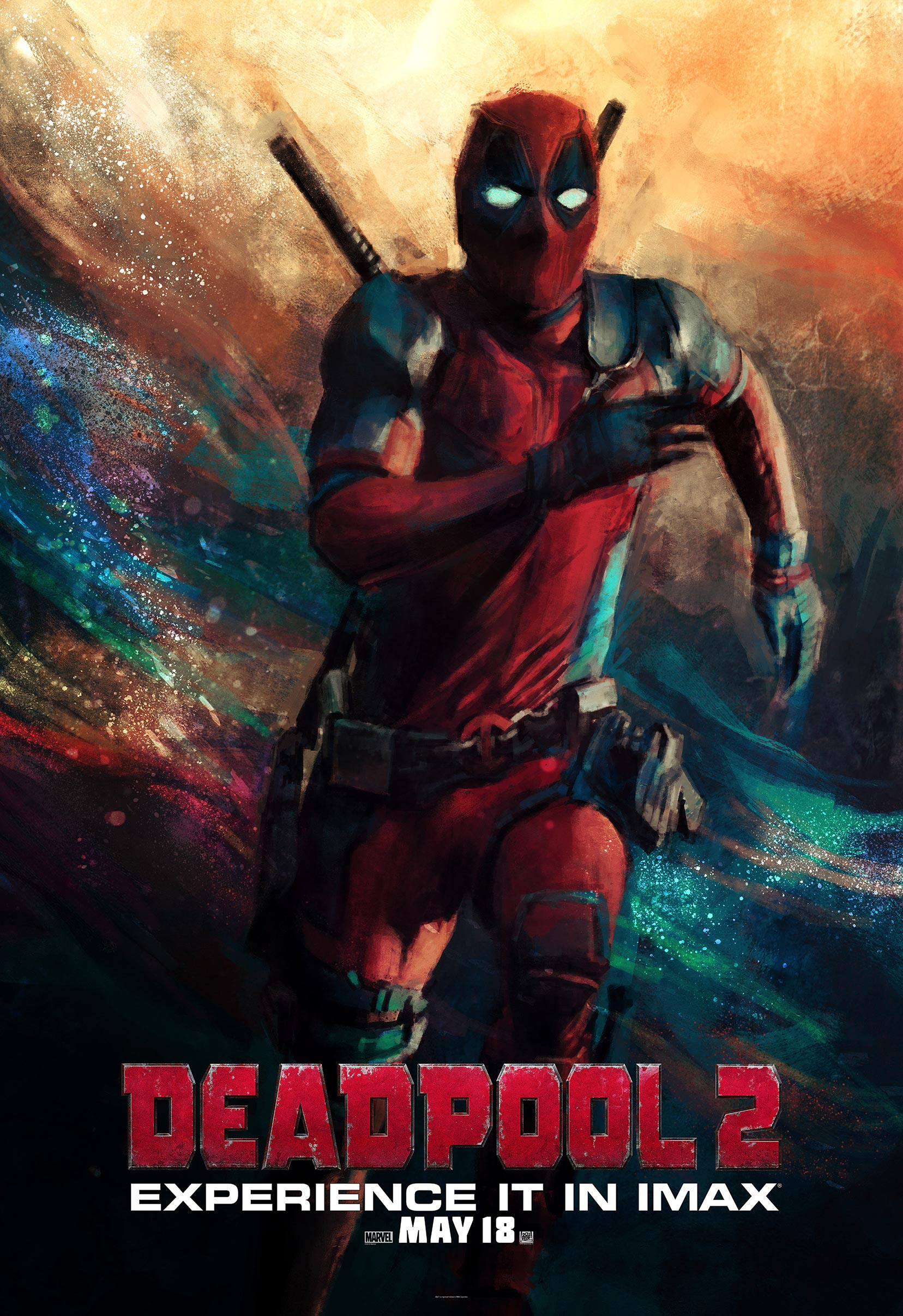 Deadpool 2 (2018) Poster #8  Trailer Addict