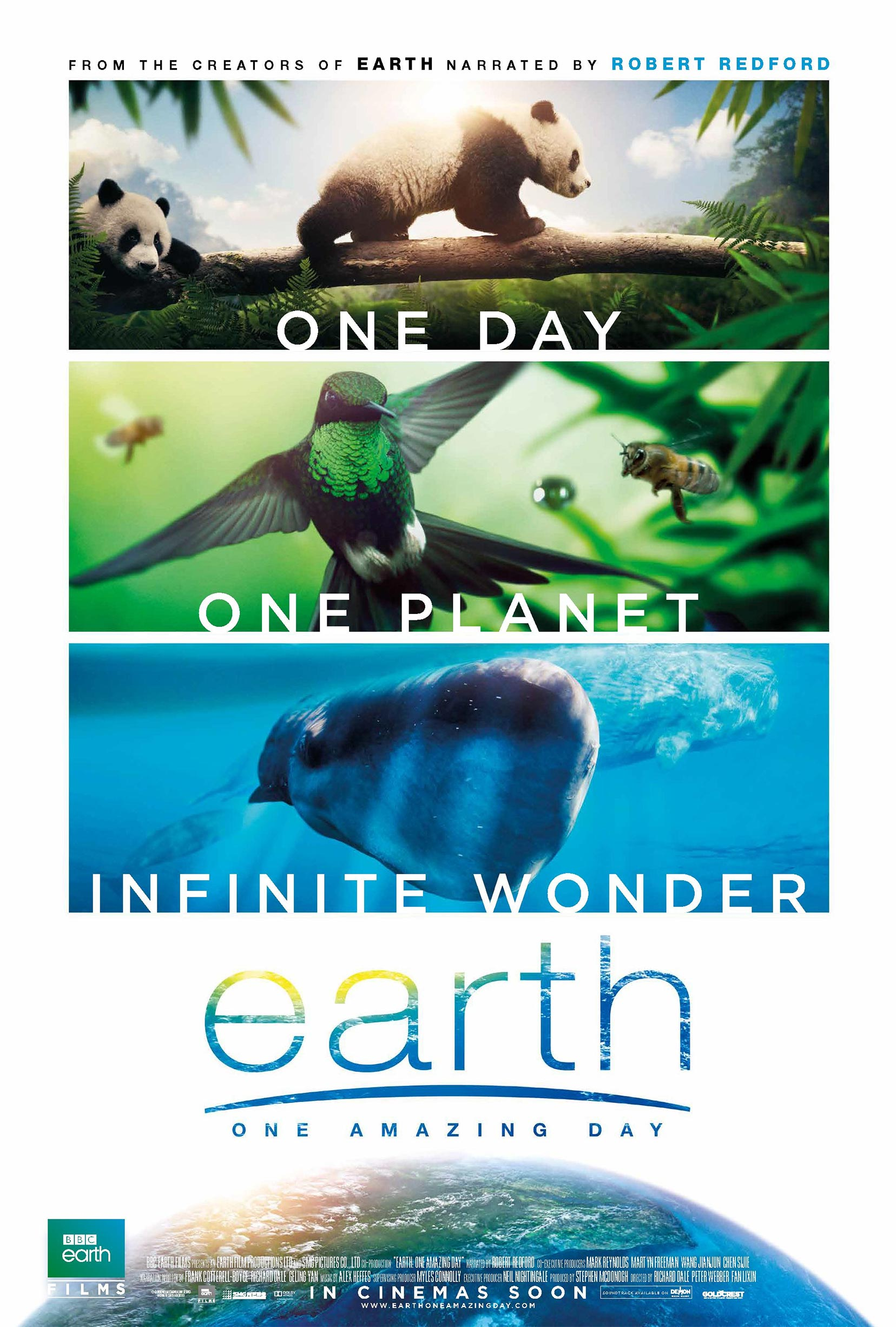 Earth One Amazing Day Poster 1