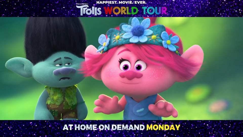 Trolls World Tour TV Spot - Tiny (2020)