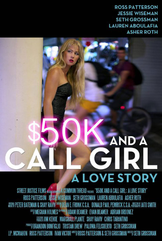 K and a Call Girl: A Love Story Uncensored Trailer (2014)