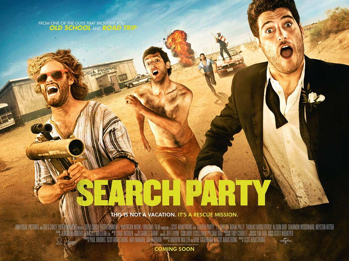 Search Party (2016) Poster #1