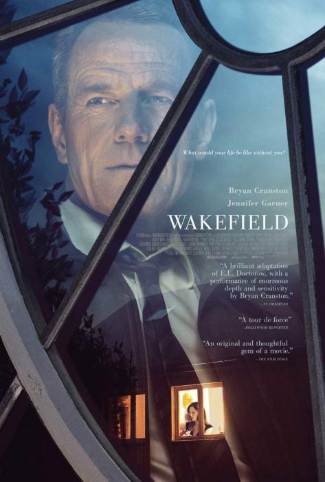 Bryan Cranston in Wakefield poster