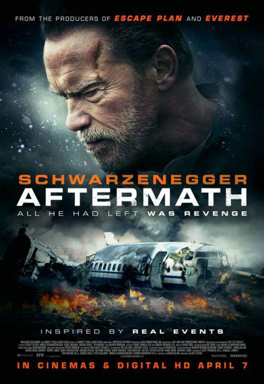 Aftermath 2017 Poster 1 Trailer Addict