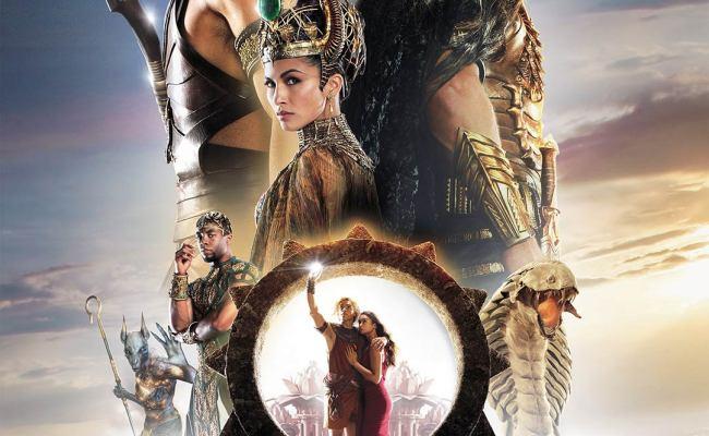 Gods Of Egypt 2016 Poster 1 Trailer Addict