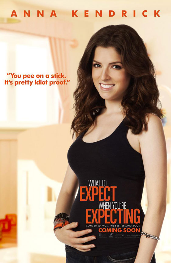 What to Expect When You're Expecting (2012) Poster #1 ...