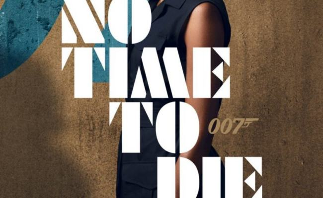 No Time To Die 2020 Poster 9 Trailer Addict