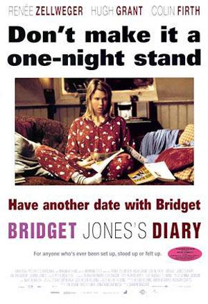 Bridget Joness Diary 2001 Poster 1  Trailer Addict