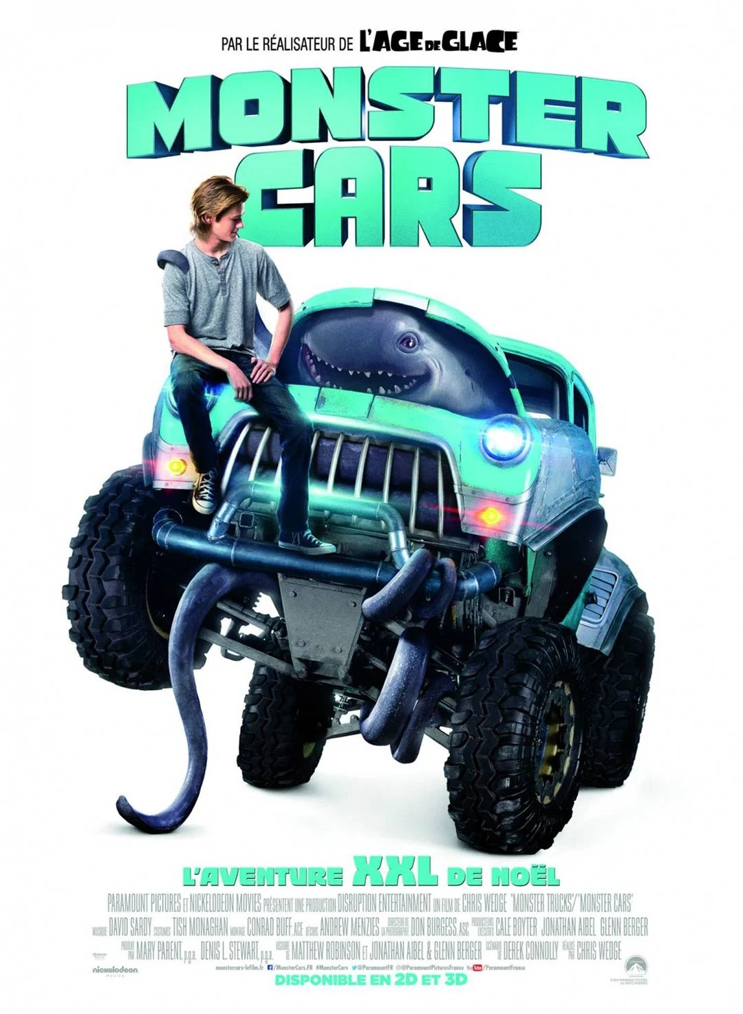 2015 Movie Monster Trucks