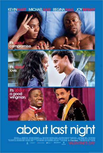 About Last Night Trailer (2014)