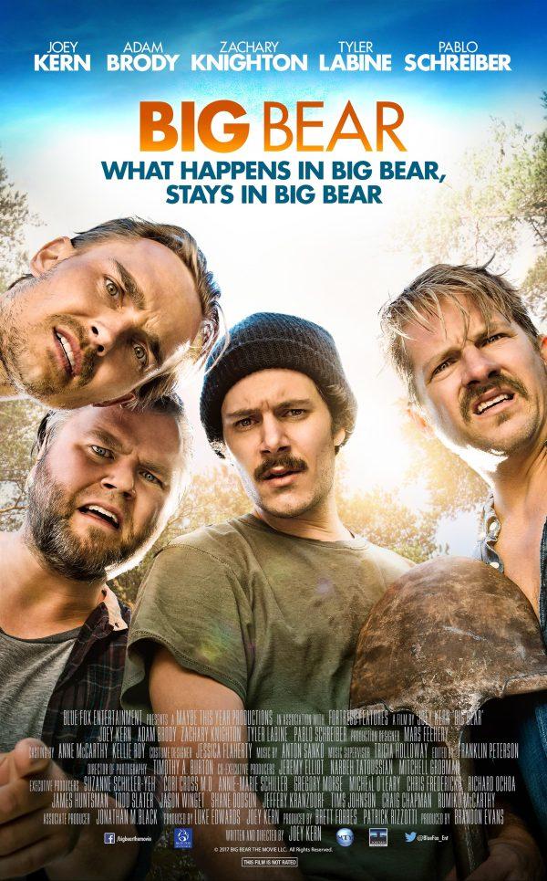 Big Bear 2017 Poster #1 - Trailer Addict