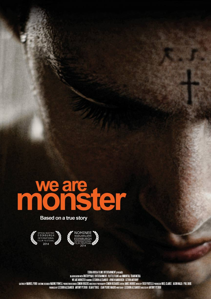 We are Monster 2015 Poster 1  Trailer Addict