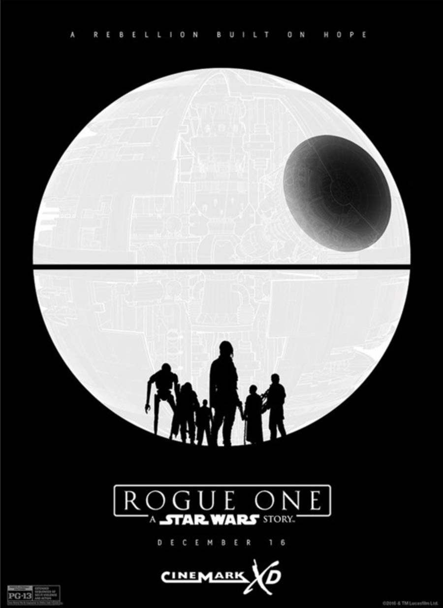 rogue one a star wars story film