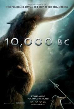 10,000 BC TV Spot #9 (2008)