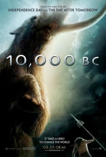 10,000 BC (2008) Mannak Hunt