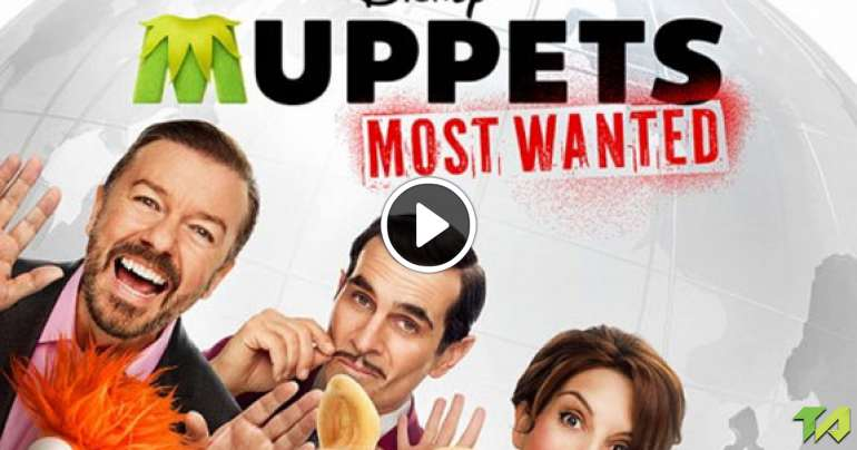 Muppets Most Wanted DVD Trailer (2014