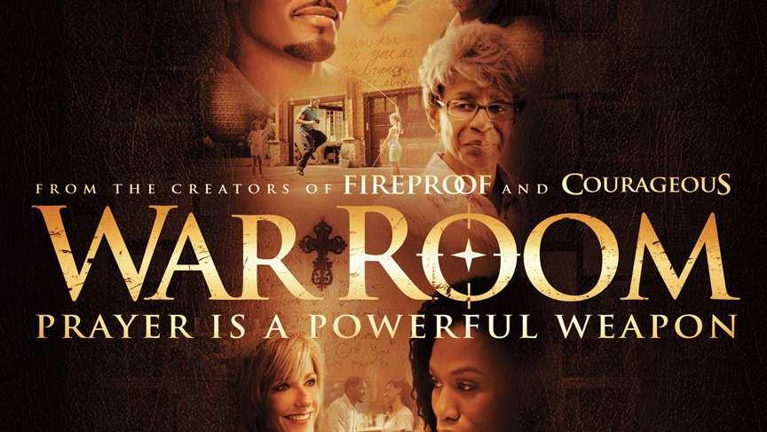 War Room Trailer 2015