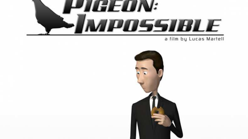 Pigeon Impossible Trailer 2009