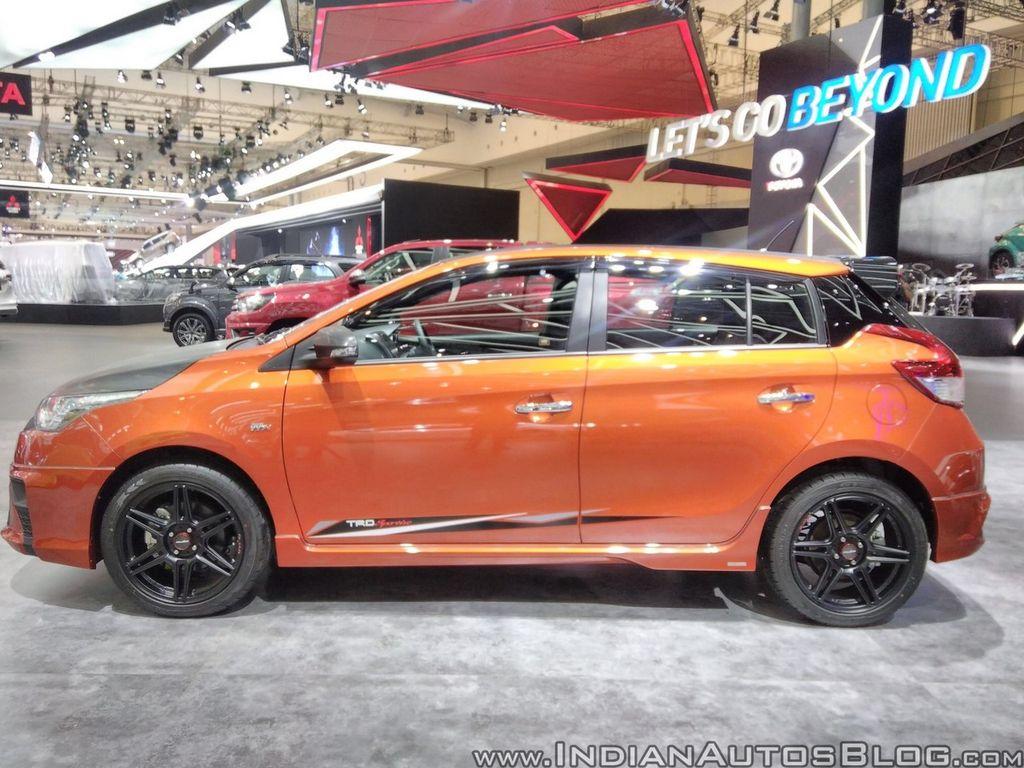 toyota yaris trd sportivo olx perbedaan grand new avanza e std dan Điểm mặt những chiếc xe độ chính hãng của tại giias