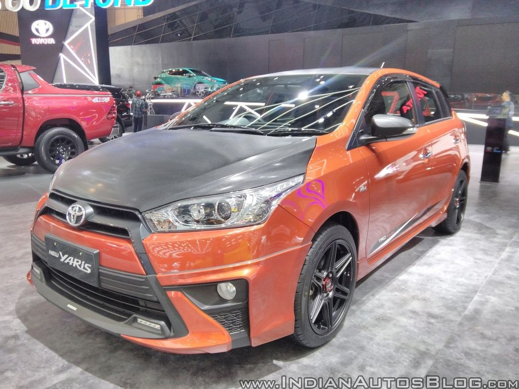 toyota yaris trd sportivo olx brand new alphard price Điểm mặt những chiếc xe độ chính hãng của tại giias