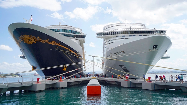 Hurricane-Hit Caribbean Cruise Ports Anticipate Reopening