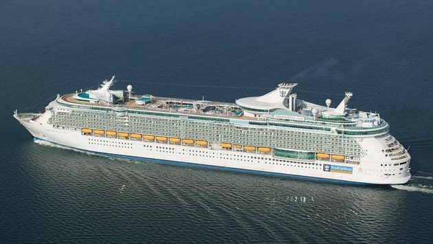 Coast Guard Searching for Man Who Went Overboard on Independence of the Seas