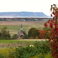 Canada's Newest Wine Region; Monica Poling; Travel Pulse