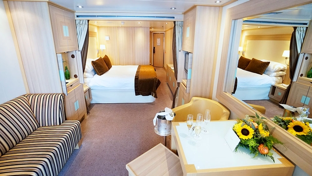 Luxurious First Impressions Aboard The Seabourn Quest