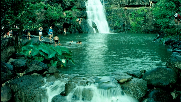 3 Oahu Waterfalls You Can Hike  TravelPulse