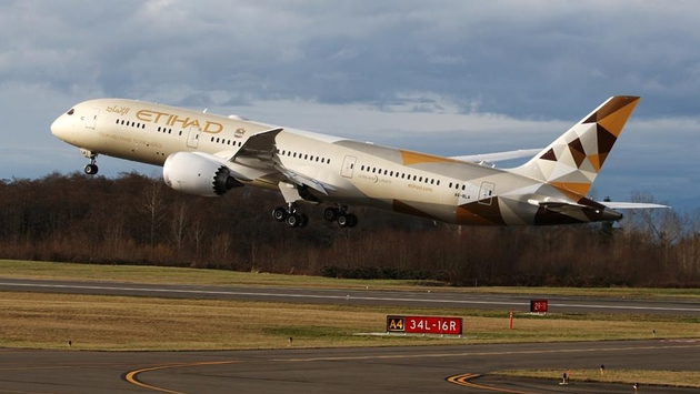 Etihad Named Airline of the Year by Airline Economics Magazine