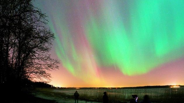 Finland's Northern Lights