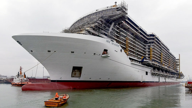 10 Cruise Ship New-Builds to Look Forward to in 2017