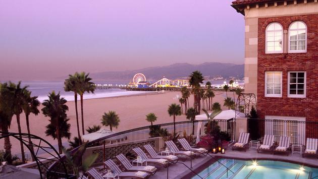Hotel Casa Del Mar, Santa Monica