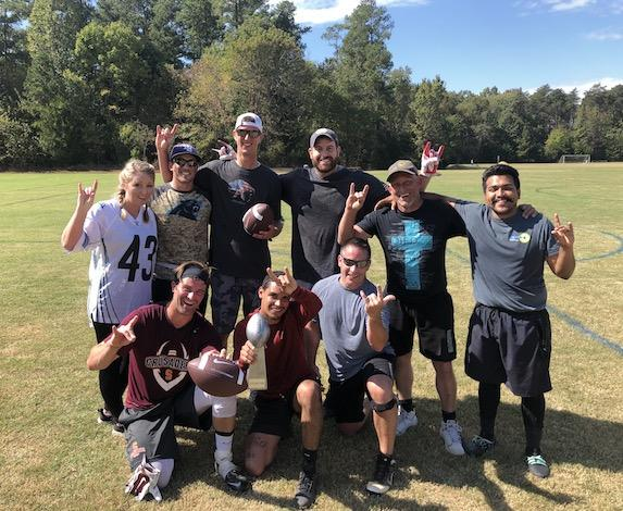 Dry Pro Flag Football Tournament 2019 - Image 1