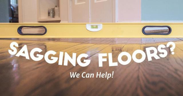 How Sagging Floors Can Be A Sign of Issues With Your Crawl Space - Image 1