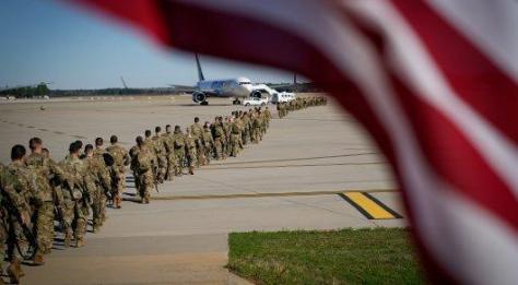 US to evacuate 2,500 Afghans to US military base in Virginia